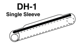 Fiber Splice Sleeve - Single Sleeve